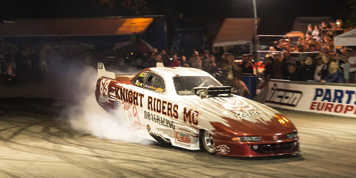 Dodge Avenger Funny Car